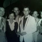 Ray Price, Hazel Houser, Jess Willard, Johnny Cash, Bill Carter (fotos), Hank Cochran